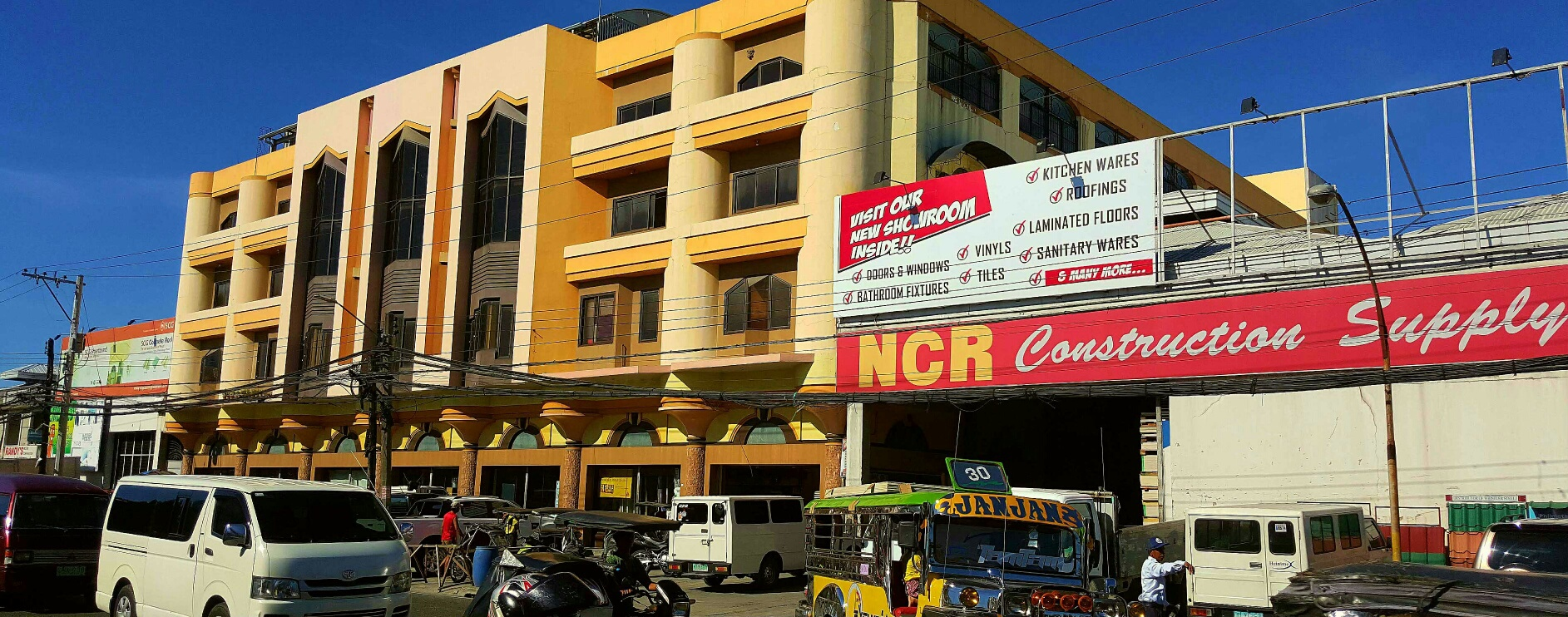 NCR Construction Supply - Products
